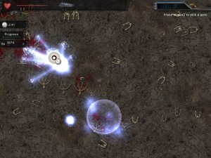 Crimsonland - nepřátelé